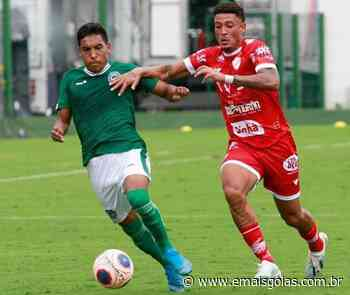 Na Serrinha, Goiás vence Vila Nova no primeiro clássico da temporada - Mais Goiás