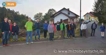 Protest gegen Reihenhaus in Stamsried - Region Cham - Nachrichten - Mittelbayerische - Mittelbayerische