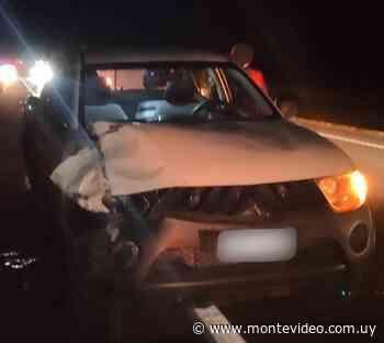 Accidente fatal en Santa Rosa, murió motociclista de 37 años - Montevideo Portal