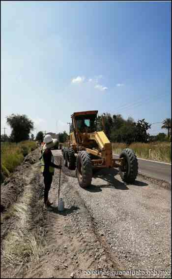 Invertirá SICOM 100 MDP para rehabilitar la carretera León – Santa Rosa – Manuel Doblado - Noticias Gobierno del Estado de Guanajuato