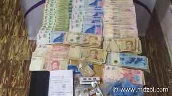 Detuvieron a un hombre con cocaína en Santa Rosa - MDZ Online