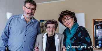 Jubilarin in Coswig: 100-Jährige wäre gern noch mal 90 - Mitteldeutsche Zeitung