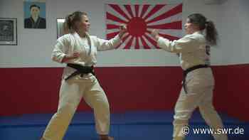 Kampfsport Ju-Jutsu: Zwei Schwestern in der Weltspitze - SWR
