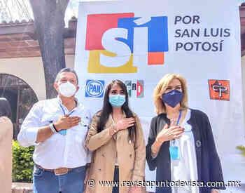 Con el nuevo Plan de San Luis regresará la paz: Octavio Pedroza - Revista Punto de Vista - RPDV