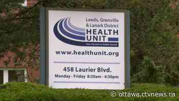 Lanark health unit orders new restrictions in Carleton Place, Mississippi Mills, Beckwith following COVID-19 outbreak - CTV News Ottawa