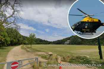 Altercation between group of men sparks police helicopter search - Bournemouth Echo