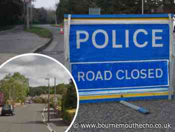 Hand grenade discovery sparks road closures in Poole - Bournemouth Echo