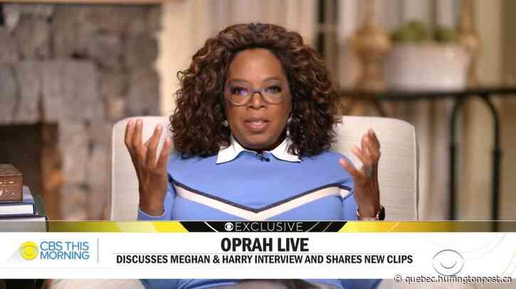 Oprah révèle que la reine Elizabeth et le prince Philip ne sont pas à l'origine des commentaires racistes sur Archie