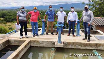 $615 millones serán invertidos en Villavieja para saneamiento básico y optimización del acueducto - Opanoticias
