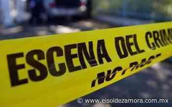 De nuevo, reportan cuerpo sin vida en San Juanito Itzícuaro - El Sol de Zamora