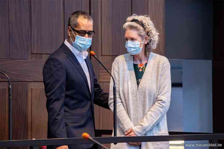"Hilde Van Acker op assisenproces 'duivelskoppel' : ""Ik was het loopmeisje van Jean-Claude en mocht geen vragen stellen"""