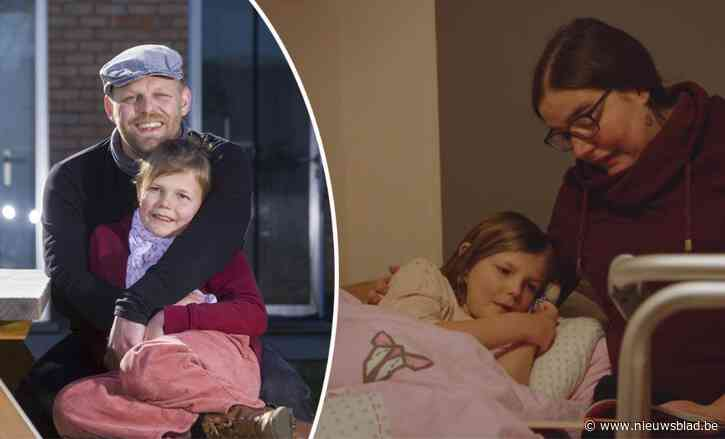 Lieven trok weer in bij zijn ex-vriendin toen zij ongeneeslijk ziek werd: zorgen voor elkaar was sterker dan hun breuk
