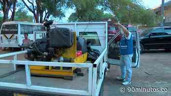 Siguientes : Rechazan ataque a equipo de fumigadores en el barrio Potrero Grande de Cali - 90 Minutos