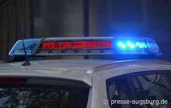 Polizeibericht Augsburg und Region vom 08.03.2021