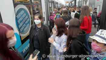 Augsburgs Straßenbahnen fahren bald wieder im 7,5-Minuten-Takt