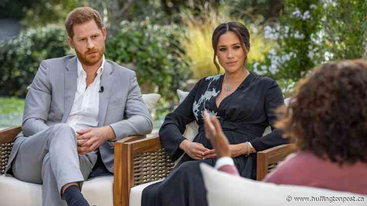 Here's When Prince Harry And Meghan Markle Knew They Had To Leave Canada