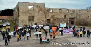 Weferlingen: Protest gegen Gesteinsabbau - Volksstimme