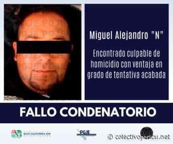 Intentó asesinar a una persona en Puerto San Carlos - Colectivo Pericu