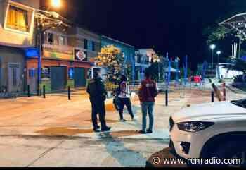 Dos muertos y un herido dejó balacera en Chigorodó, Antioquia - RCN Radio