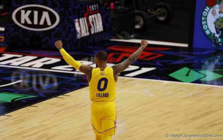 170-150. Antetokounmpo, como MVP, y Curry, líder, dan el triunfo al Team LeBron - Qué Pasa Noticias - Raleigh