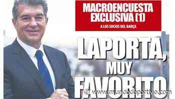 Las encuestas de Mundo Deportivo clavaron el triunfo de Laporta - Mundo Deportivo