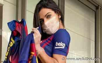 Barcelona: El mensaje de Suzy Cortez por el triunfo de Joan Laporta en las elecciones - Soy Futbol