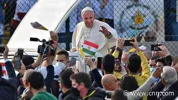 Joyous, hopeful scenes are not the only legacy of Pope's visit to Iraq