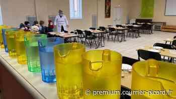 Covid-19: pourquoi des élèves de primaires de Villers-Bretonneux mangeront dès lundi dans la salle paroissiale - Courrier picard