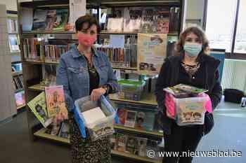 Loep voor slechtzienden, taalbox voor anderstalige kindjes: bibliotheek vergeet ook nichepubliek niet
