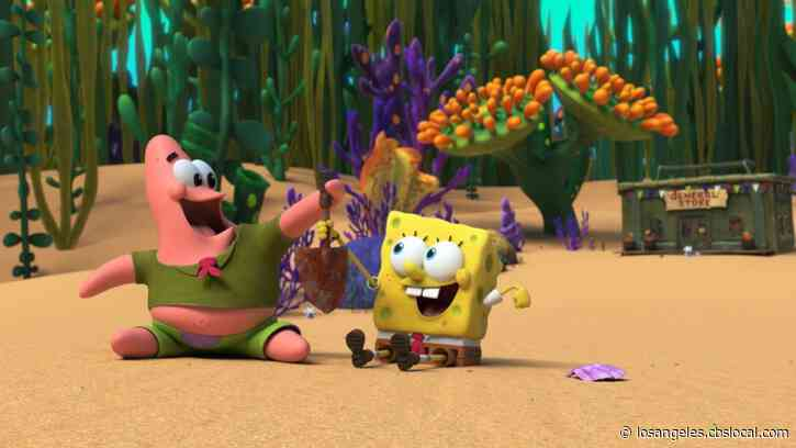 Tom Kenney & Bill Fagerbakke: 'People Find SpongeBob SquarePants & Patrick Star Fun To Hang Out With'