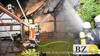 Rechtskräftig: Papenteicher Brandstifter muss in Haft