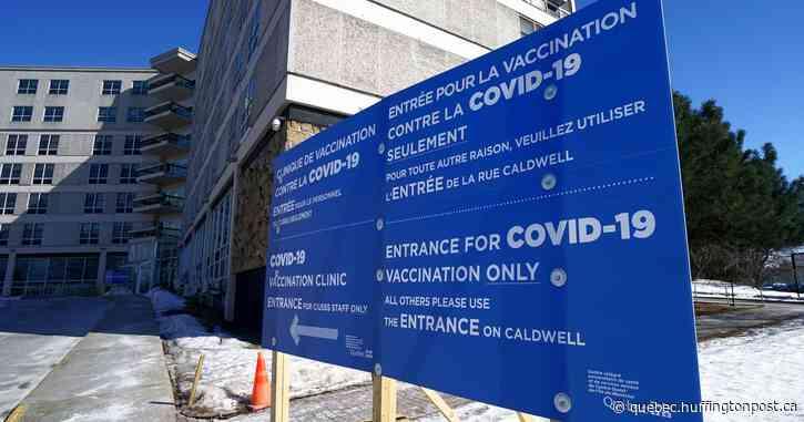 COVID-19: Québec signale 579 nouveaux cas et une légère baisse des hospitalisations