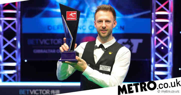Judd Trump back to winning ways at Gibraltar Open: 'I'm such a bad loser it inspires me'