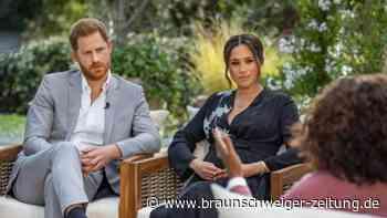 """Interview mit Oprah: Meghan und Harry:""""Schwerer Schlag"""" für Königshaus"""