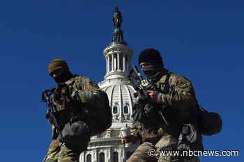Review says Capitol Police ill-equipped to deal with threats, more security measures needed
