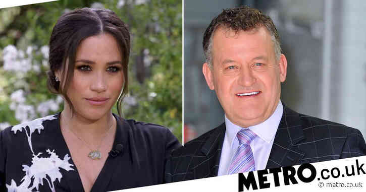 Paul Burrell calls for investigation into Meghan Markle's racism accusations