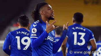 Everton start Iwobi against Ziyech and Mendy's Chelsea