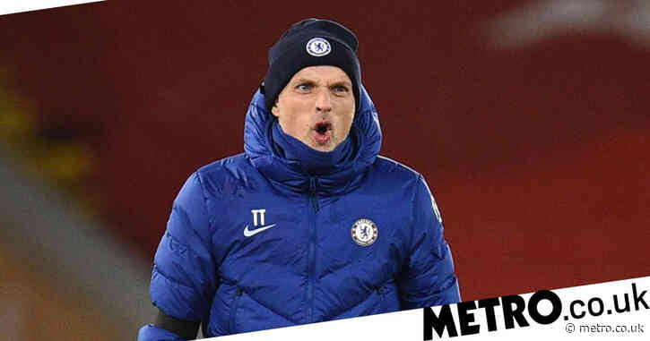 Thomas Tuchel explains why he's made five changes for Chelsea's clash with Everton