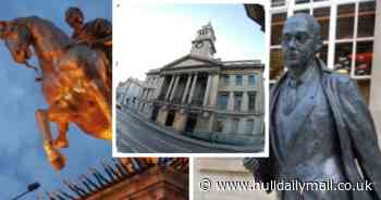 Council confirms Hull's historic statues are safe