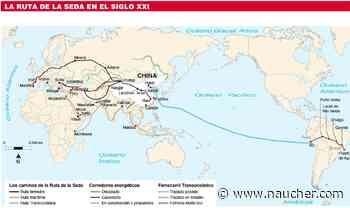 China, el nuevo emperador de la mar - Naucher - NAUCHERglobal