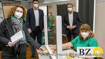 Braunschweiger Pilotprojekt: In zwei Arztpraxen wird geimpft