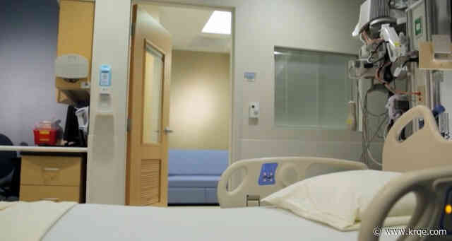WATCH LIVE: Local health experts provide update on COVID-19 hospitalization rates, trends