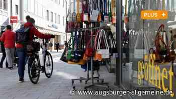 """""""Endlich wieder auf"""": Wie Augsburger Händler die Lockerungen bewerten"""