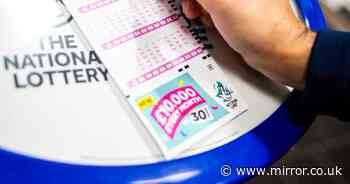 Set For Life results live draw - winning lotto numbers on Monday, March 8