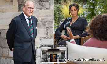 Prince Philip, 99, spends 21st day in hospital amid Meghan and Harry interview fallout