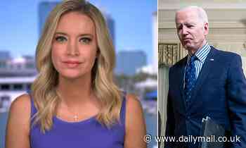Kayleigh McEnany says Biden's staff have NO faith he can deal with reporters like Trump did