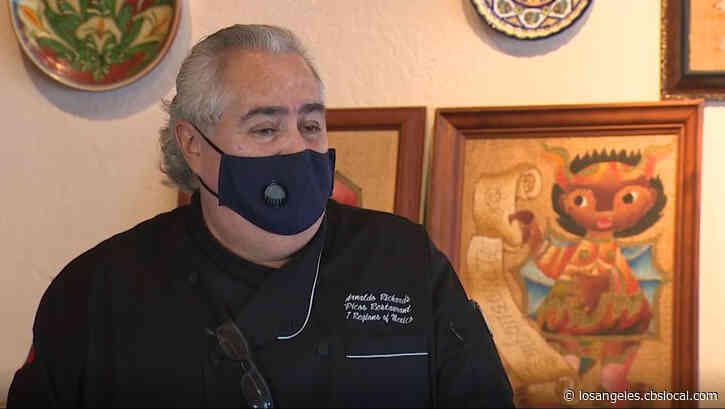 Mexican Restaurant Threatened With ICE Calls For Not Ending Mask Policy, Owner Says