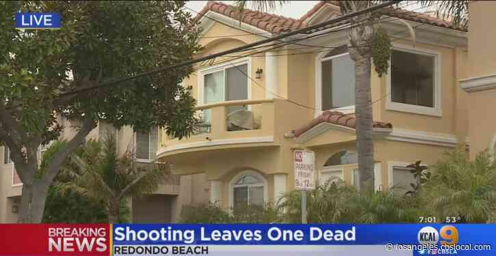 'I'm Shocked': Redondo Beach Neighbors React After Learning That Man In His 30s Was Shot, Killed