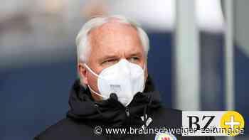 Eintracht Braunschweig: Peter Vollmann warnt vor Euphorie