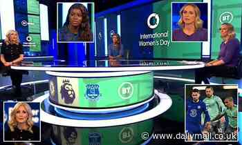 BT Sport showcase all-female pundit and broadcast team to mark International Women's Day